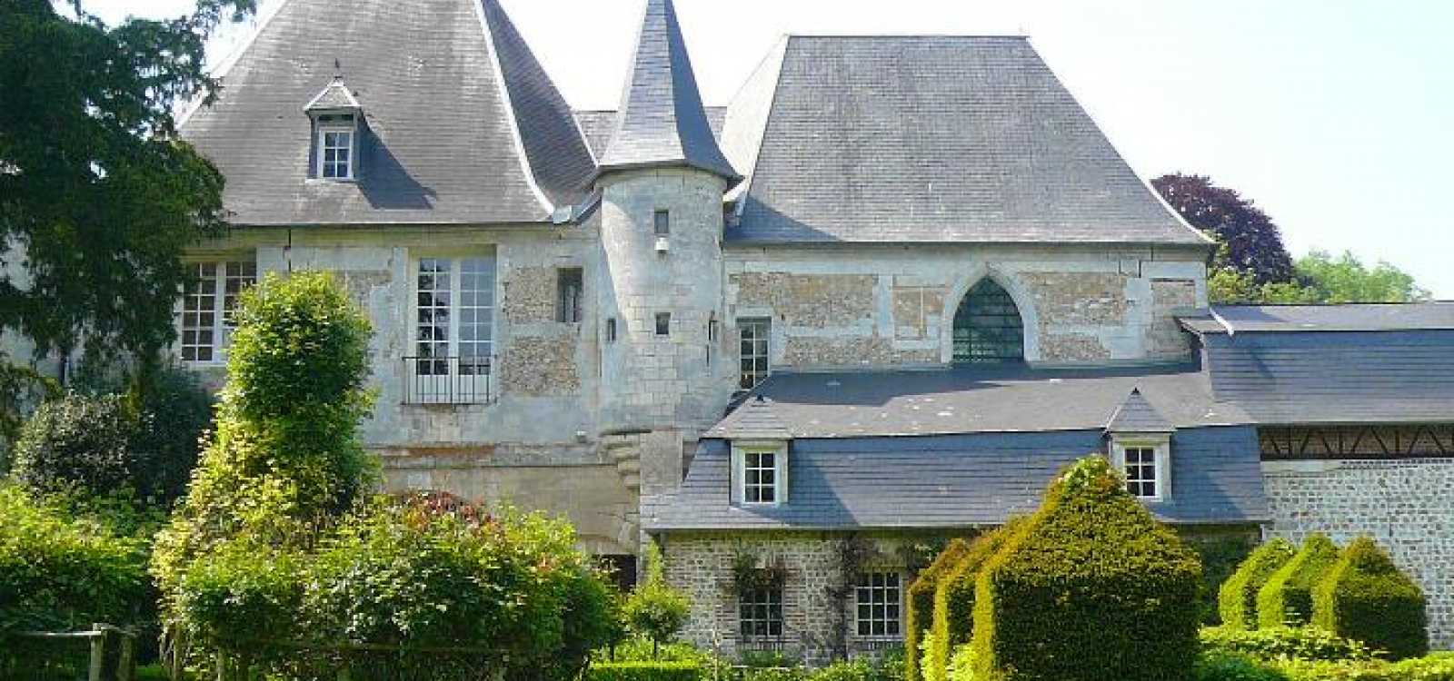 Pont-Audemer,Eure,France,Château,1001