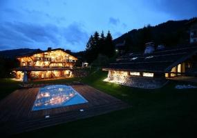 Megève,Haute-Savoie,France,3 BathroomsBathrooms,Chalet,1006